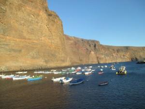 Puerto de Vueltas – La Gomera