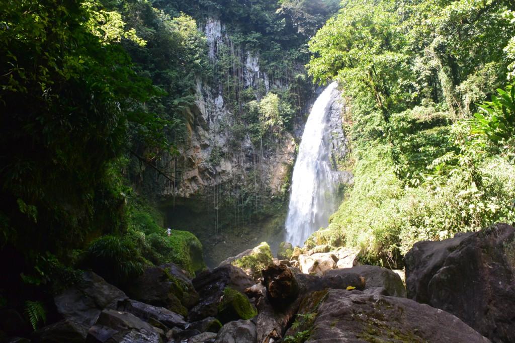 Victoriafalls – mit Abstand einer der schönsten Wasserfälle