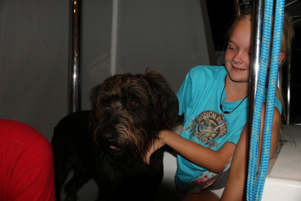 Minas neuer Freund Benny