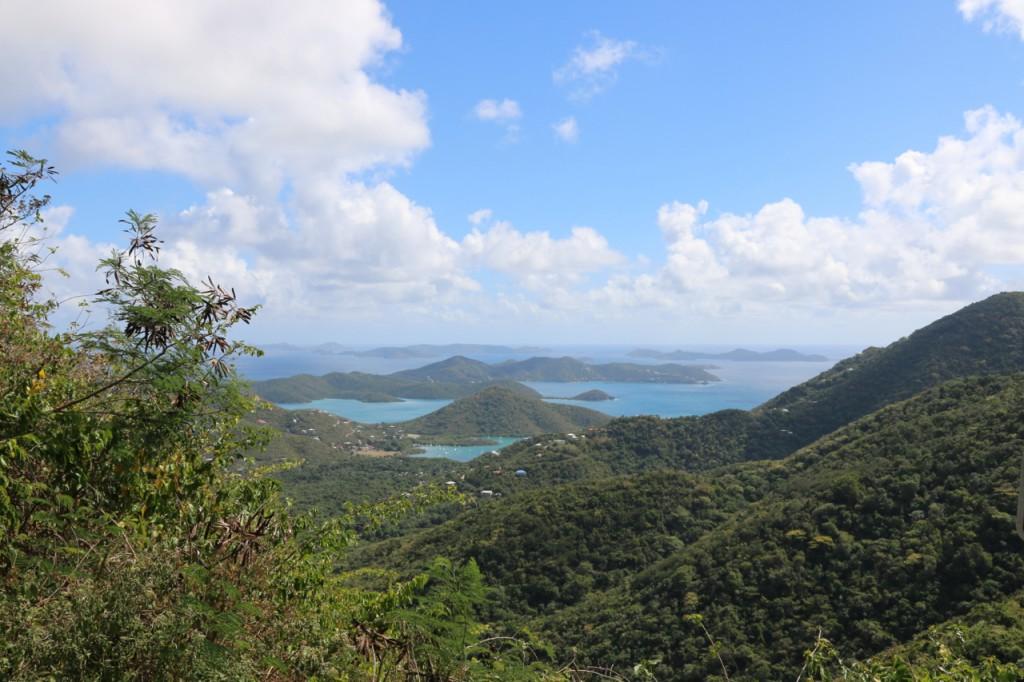 Die British und American Virgin Islands sind ein Paradies aus kleinen Inseln