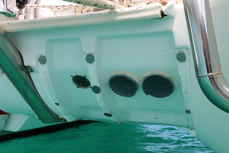 Pimp my Lagoon: Wer hat schon seine Luftansaugstutzen uner Plexiglas?