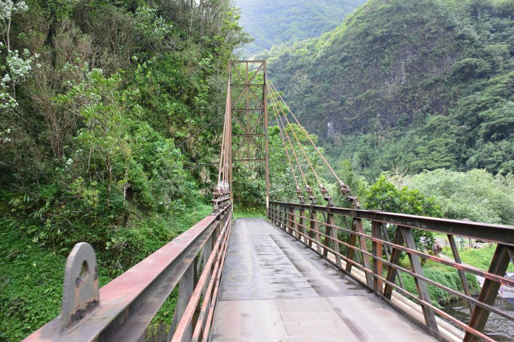 Ye olde tymes: Brücken aus den früheren Tagen der Kolonialisation