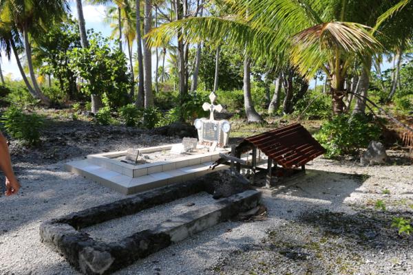 Ghost Town Impressions VI: Der kleine Friedhof von Tahanea