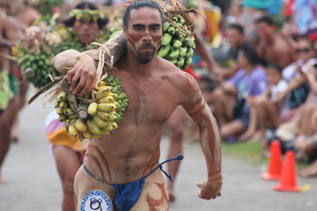 Jaja, Tahiti ist nicht nur was für die Jungs ;-)