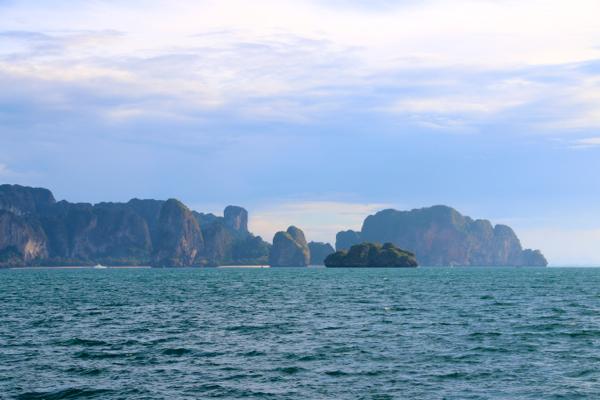 Thailands Karstlandschaften im Norden von Phuket